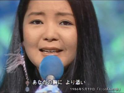 1986年5月19日 「にっぽんの歌」01.jpg