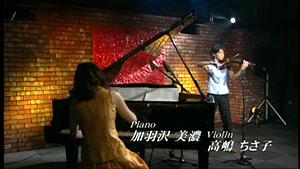 映像のソースはハイビジョンで録画されたもの。